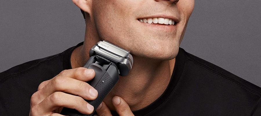 Comprar afeitadora marca Braun