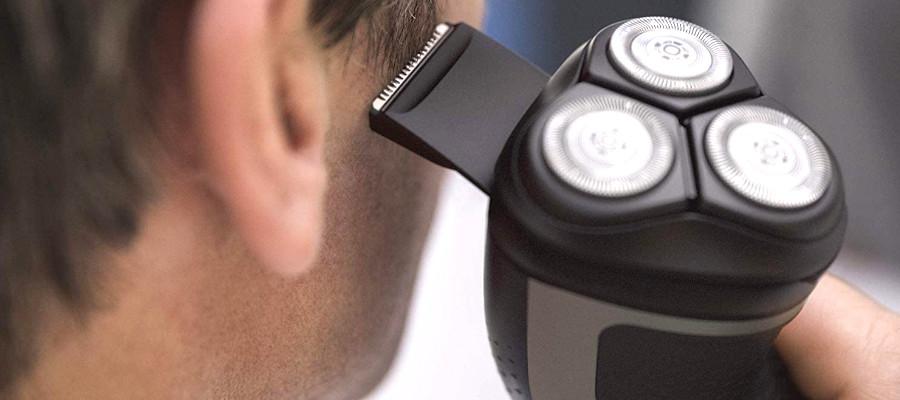 Elegir una afeitadora rotativa