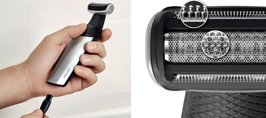 Elegir afeitadora corporal