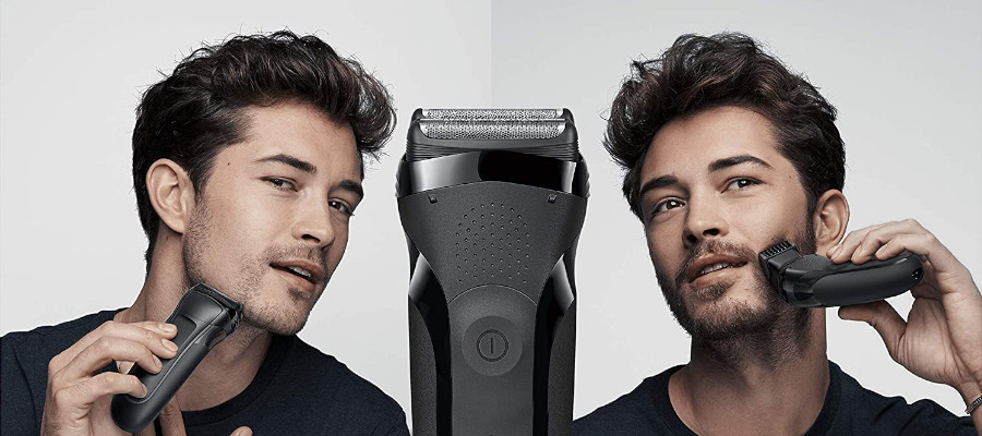 Mejor modelo para afeitar profesionalmente la barba