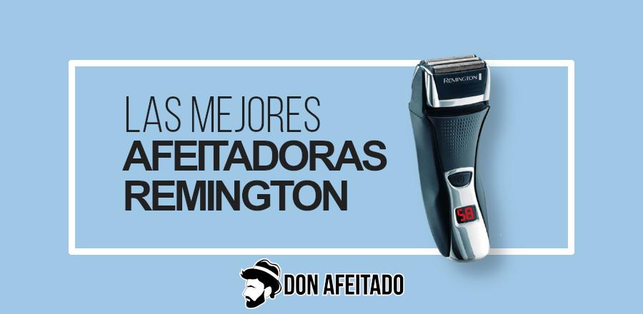 portada afeitadoras- Remington